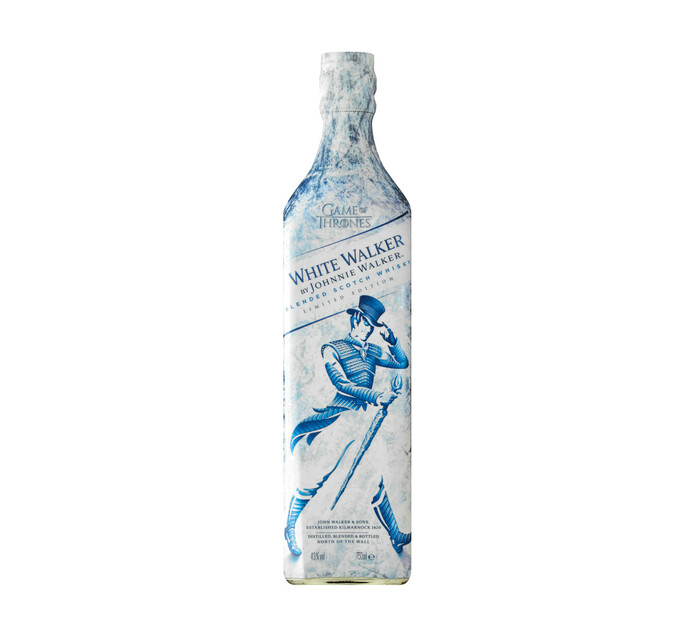 JOHNNIE WALKER - White Walker Limited Edition (1 x 750ml)