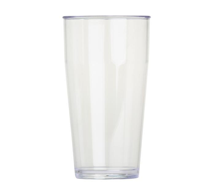 ARO 12 Pack Plastic Willy Glass