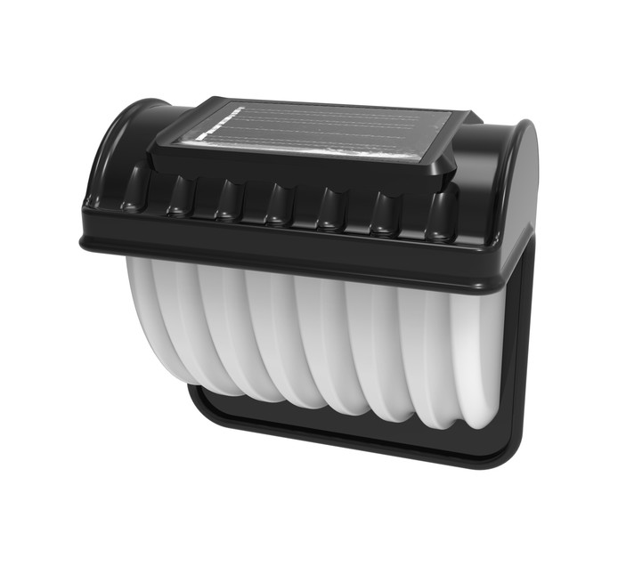 LUMO Solar LED Outdoor Wall Light