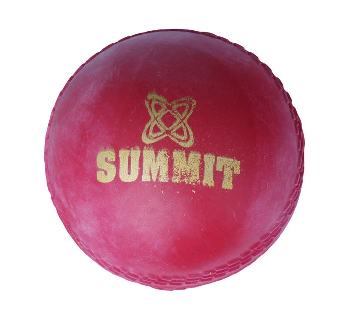 SUMMIT YORKER RUBBER CRICKET BALL