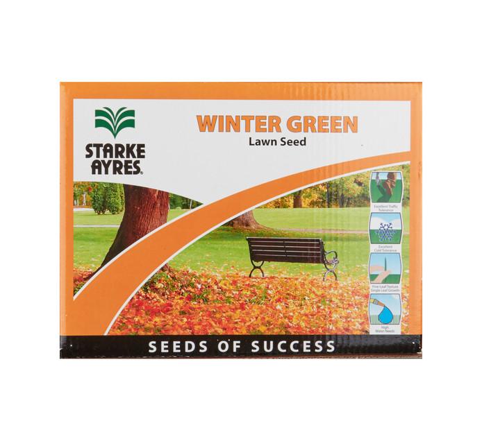 STARKE AYRES 500g Winter Green Seed