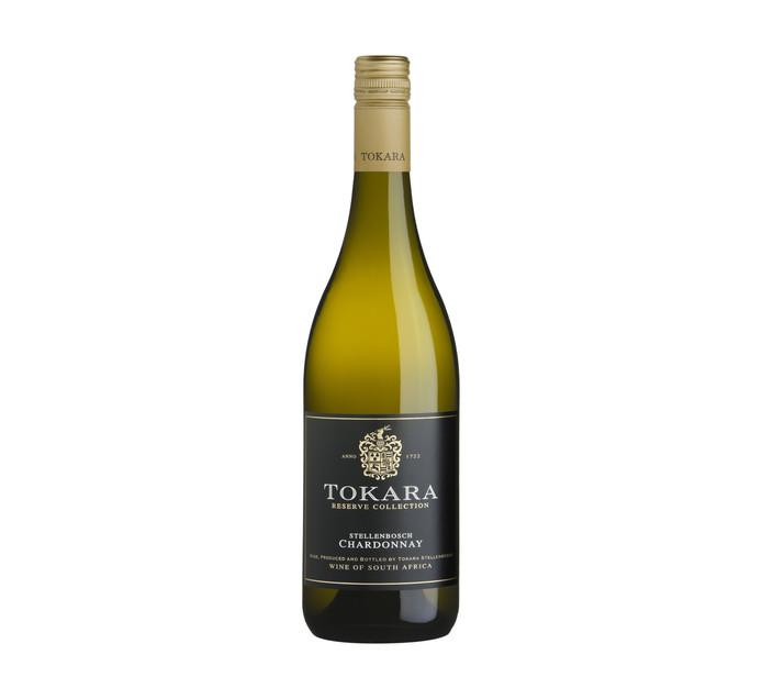 TOKARA Reserve Collection Stellenbosch Chardonnay 2018 (6 x 750ml)