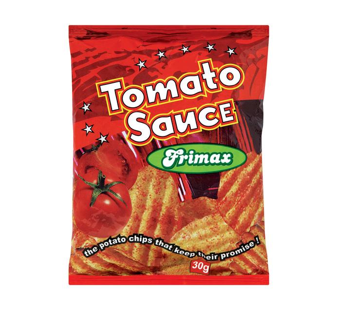 FRIMAX Potato Chips Tomato Sauce (48 x 30g)