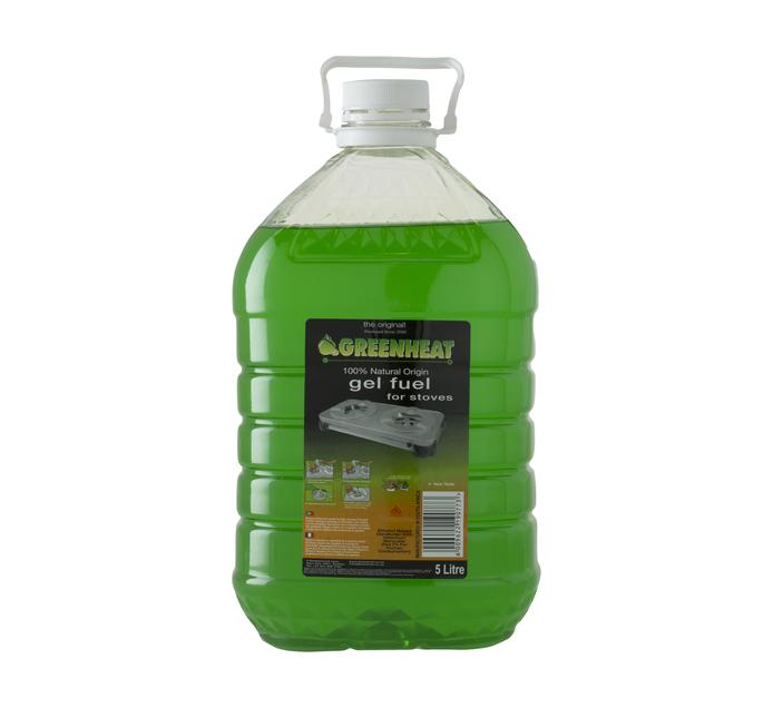 GREENHEAT 5l Stove gel