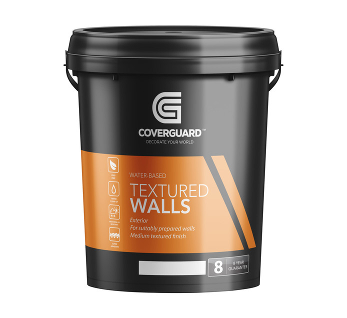COVERGUARD 20 l Textured Walls