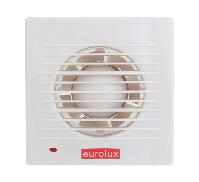 "EUROLUX Square 4"" Extractor Fan"