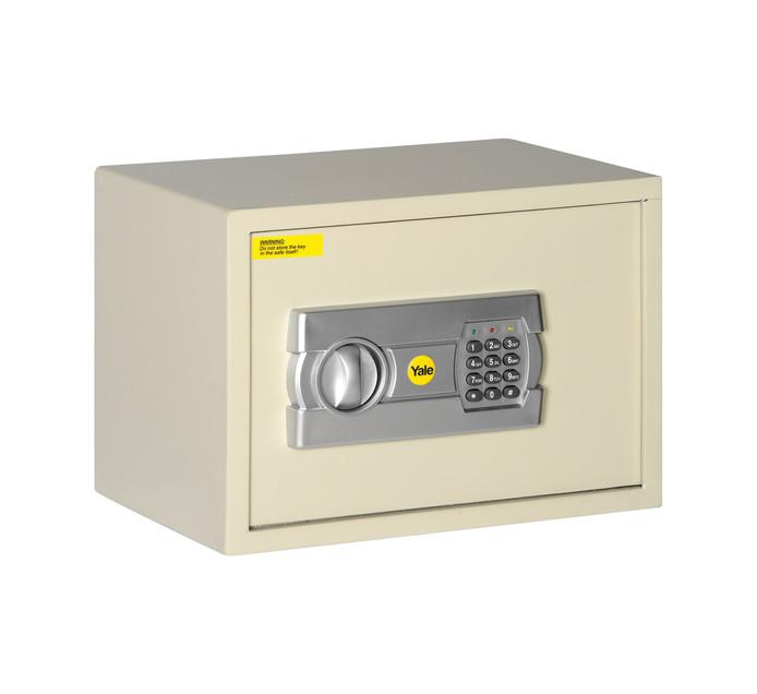 YALE Electronic Burglar Resistant Safe
