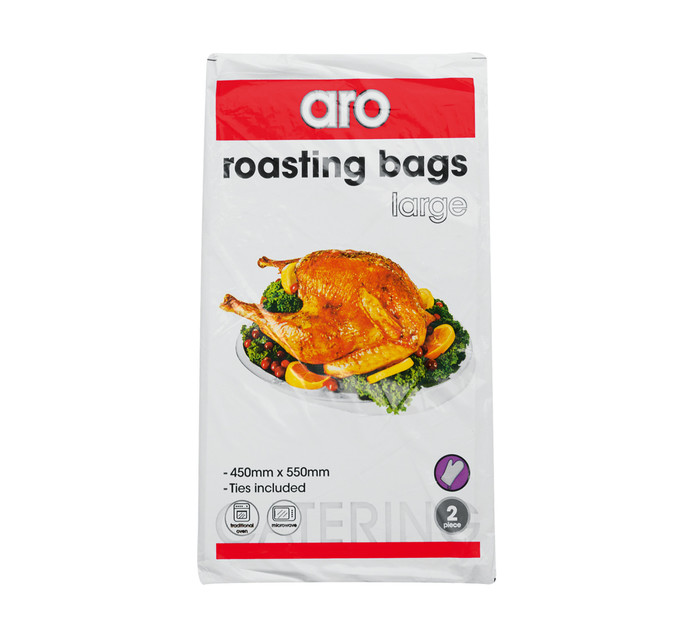 ARO Oven Roasting Bags Large (1 x 2's)