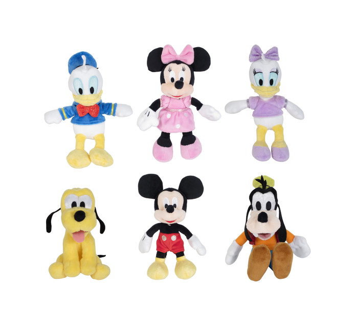 20 cm Mickey And Friends Plush
