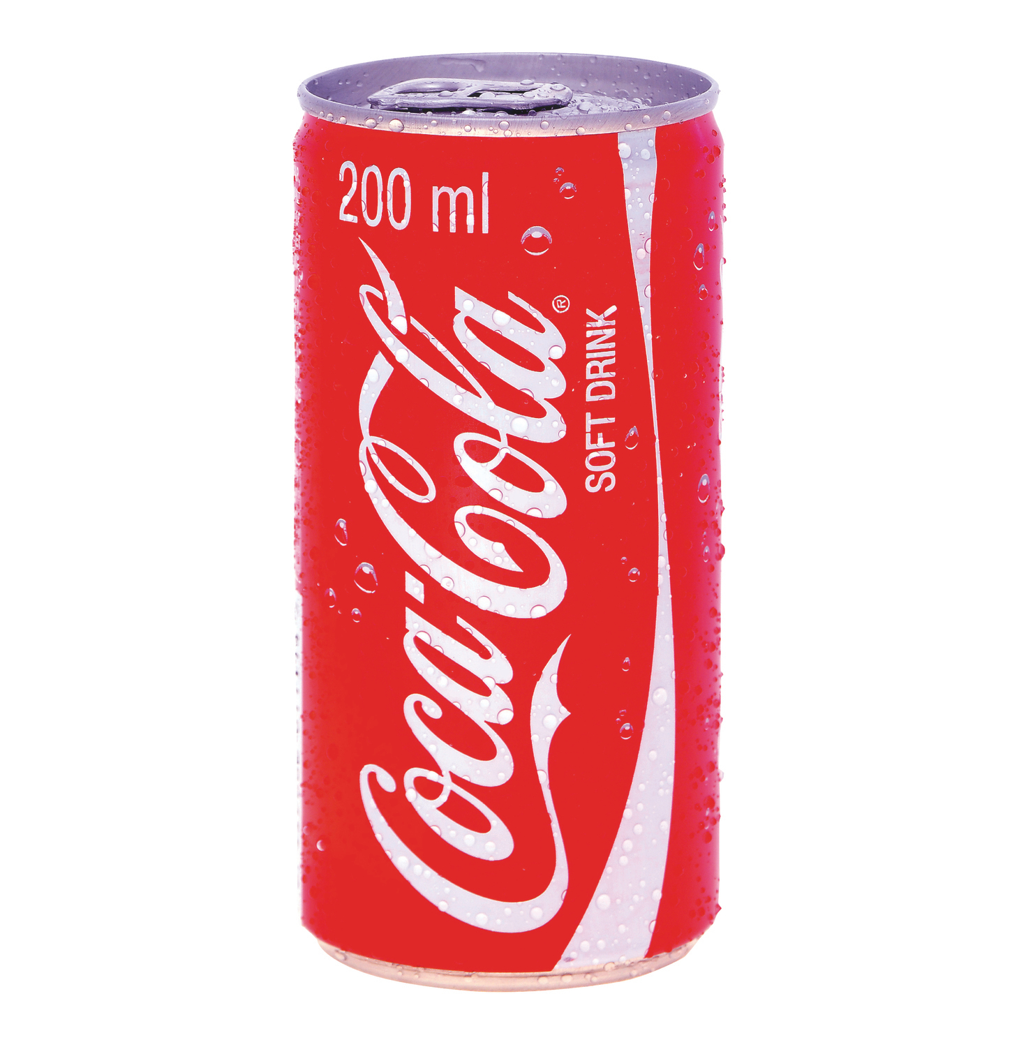 Coca-cola Soft Drink Can (6 x 200ml)