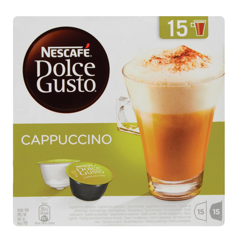 Nescafe Dolce Gusto Capsules Cappuccino (3 x 300g)