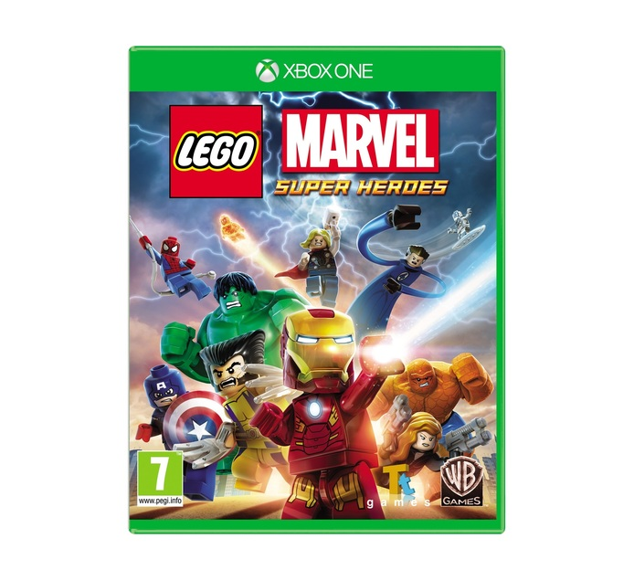 XBOX ONE Lego Marvel Super Hero