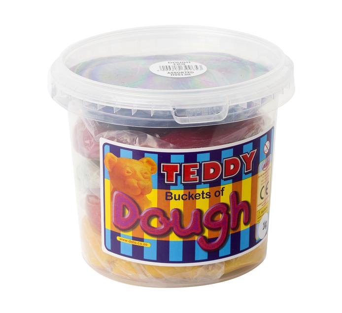 TEDDY 1kg Play Dough Bucket