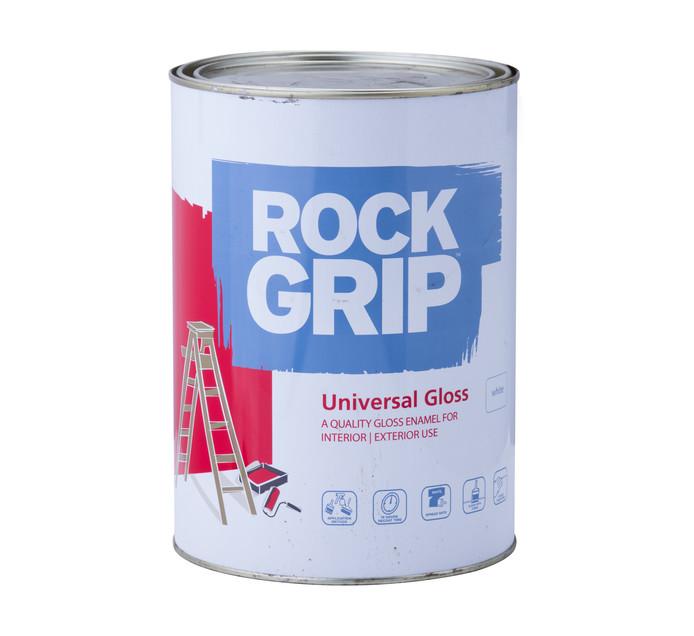 ROCKGRIP GLOSS ENAMEL WHITE 5L