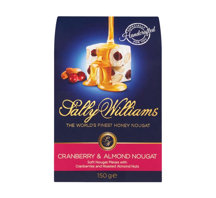 SALLY WILLIAMS 1 x 150g Nougat Pieces
