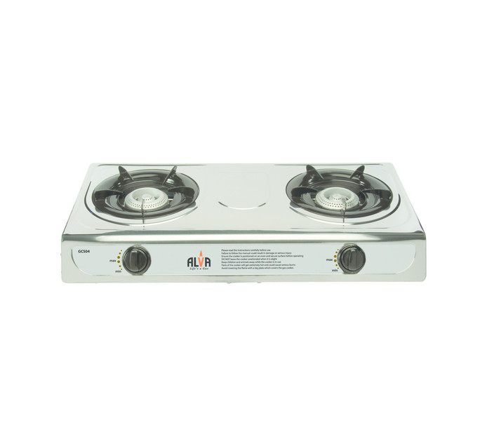 ALVA 2 Burner Gas Stove