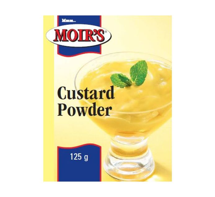 MOIRS Custard Powder (10 x 125g)