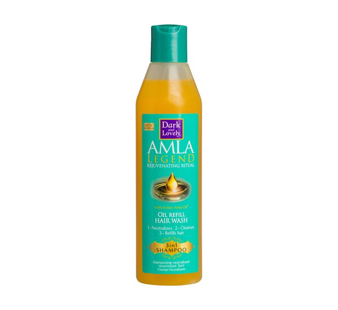 DARK & LOVELY Amla Legend 3 In 1 Shampoo (1 x 250ml)