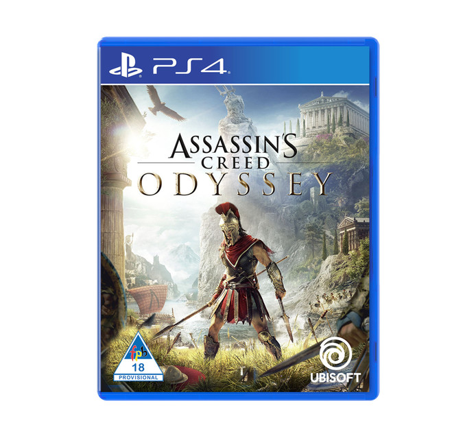 PS4 Assassins Creed - Odyssey