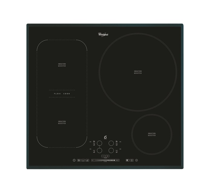 WHIRLPOOL 600MM 6TH SENSE INDUCTION HOB