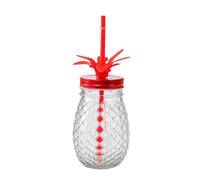 400 ml Aloe Floppy Mason Jar