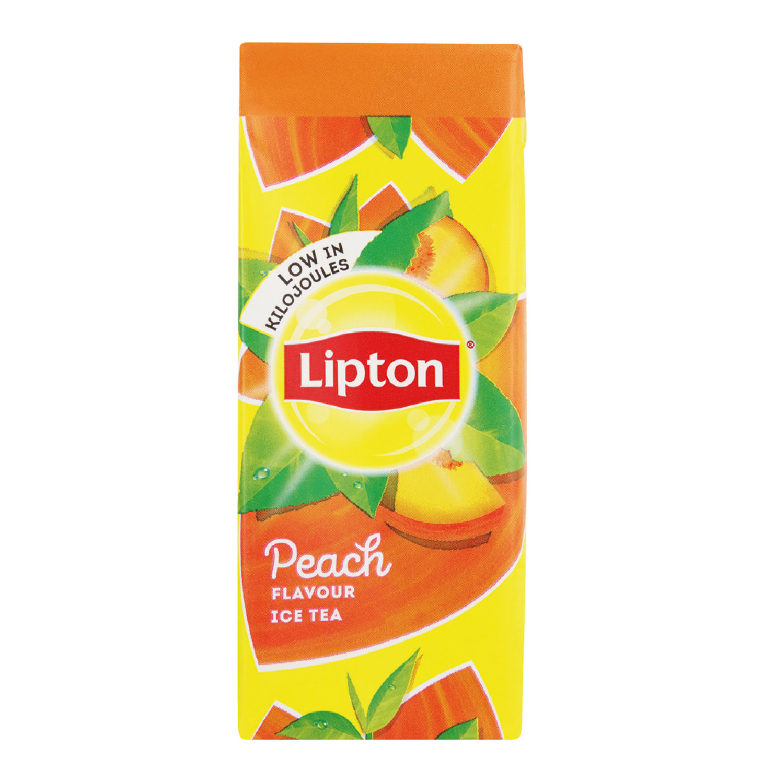 Lipton Ice Tea Peach (6 x 200ml)