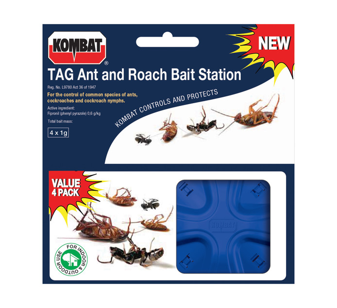 STARKE AYRES Ant and Roach Bait Station