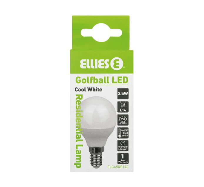 ELLIES 3.5 W LED Residentia Golfball
