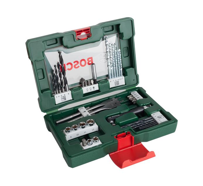 BOSCH 41 PC Drill Bit and Screwdriver Set