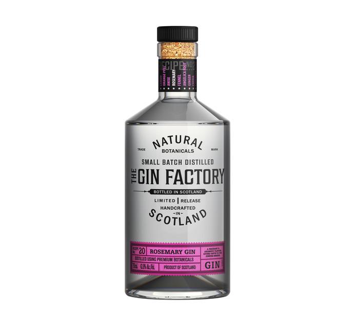 The Gin Factory Rosemary Ml