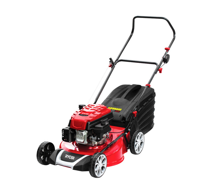 RYOBI 139cc Petrol Lawnmower 4-Stroke