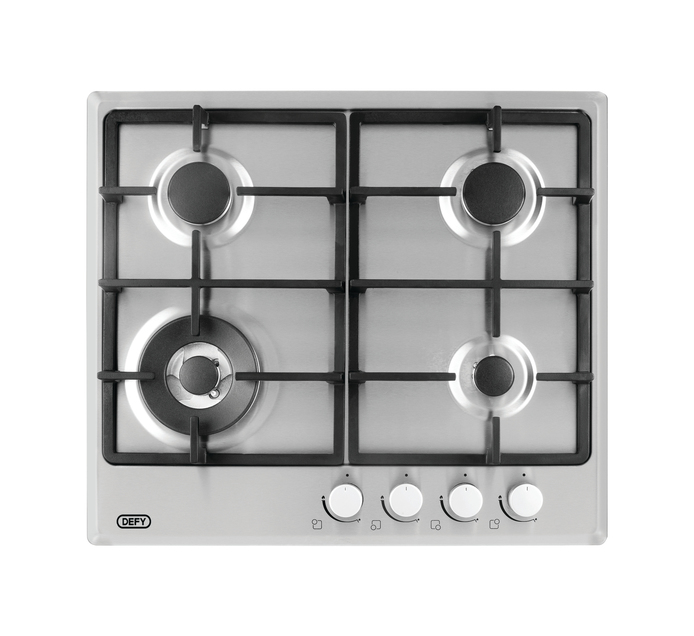 DEFY 600 mm 4 Burner Gas Hob WCP