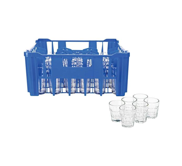 REGENT 30's Hiball Glasses in Crate plus 6 Free Shooters