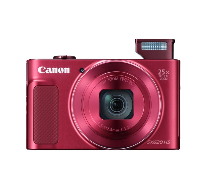 CANON SX620 Powershot Camera red