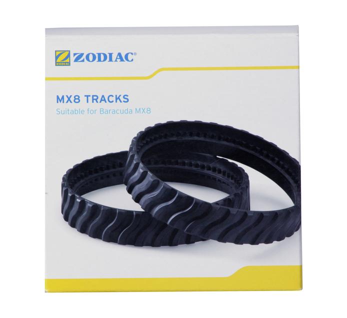 ZODIAC MX8 Tracks