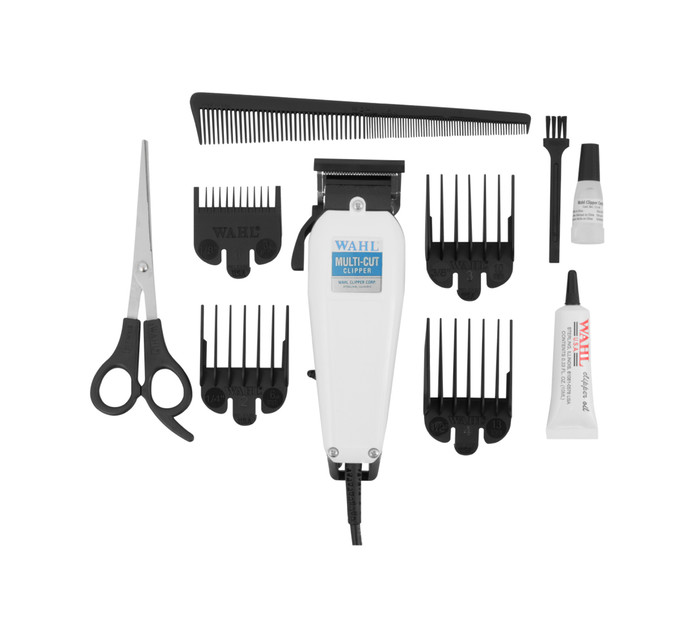 WAHL 11 PIECE HOME BARBER KIT