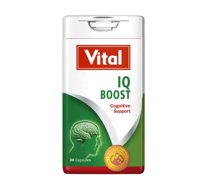 VITAL IQ BOOST 30'S