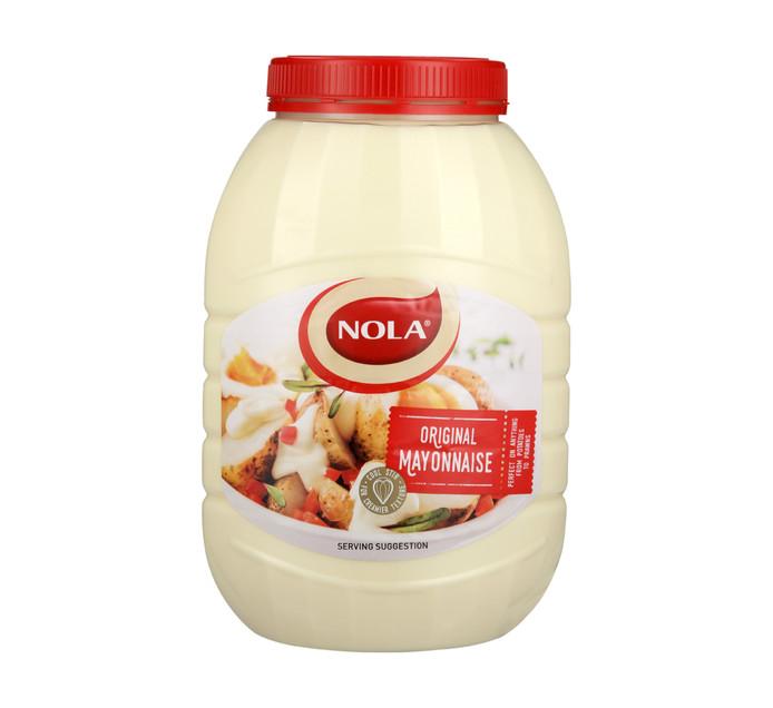 NOLA Mayonnaise (1  x 3kg)