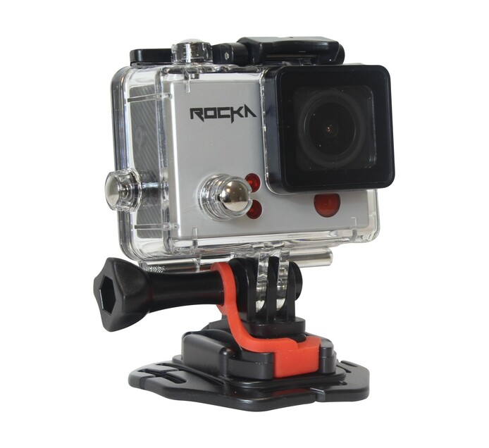 ROCKA VOGUE ACTION CAMERA & ACCESSORIES