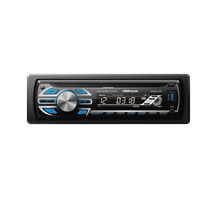 STARSOUND CD/MP3/USB RECEIVER(SSMSU-560)