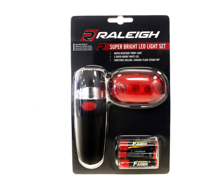 RALEIGH Led Light Combo Set