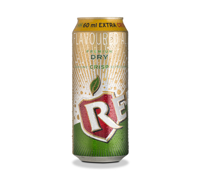 REDD'S Dry Can (24 x 500ml)