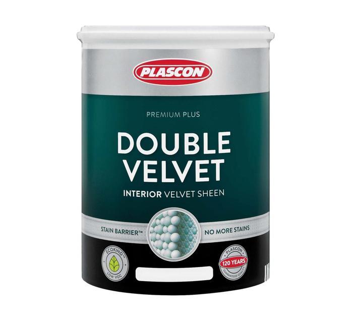 PLASCON 5 l Double Velvet