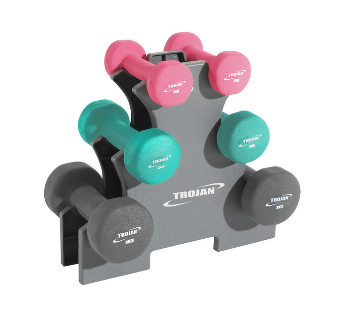 TROJAN Soft Touch Set