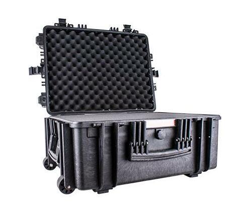 Hard Case 630x485x310mm Od With Foam Black Water & Dust Proof 544025