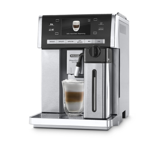 DELONGHI 1.4L PrimaDonna Exclusive Automatic Coffee Machine