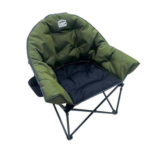 Campmaster Savannah Sofa Chair Camping Chairs Camping
