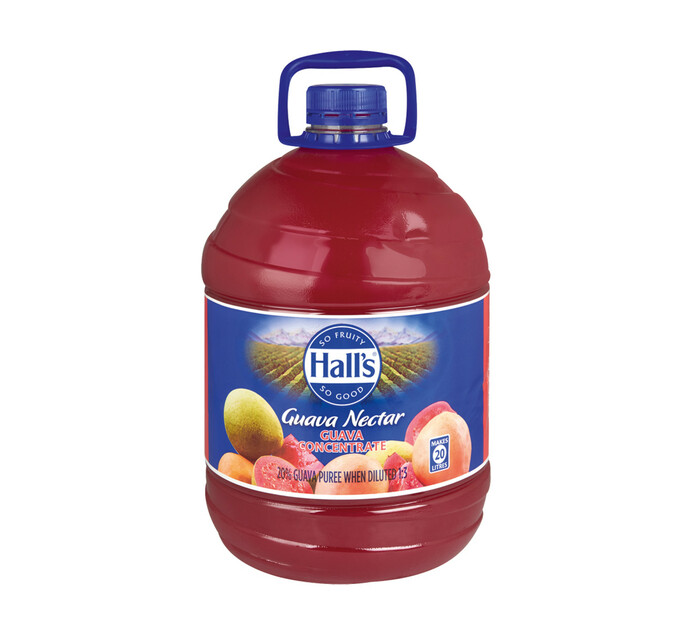 HALLS Concentrate Nectar (All variants) (1 x 5l)