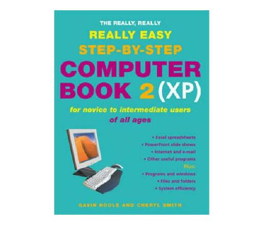 The really, really, really easy step-by-step computer book (XP)