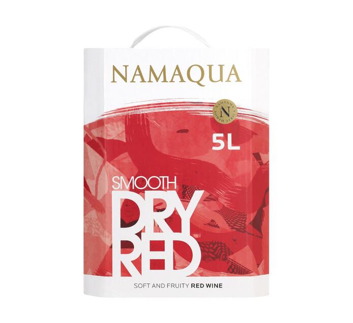 NAMAQUA Dry Red (1 x 5L)